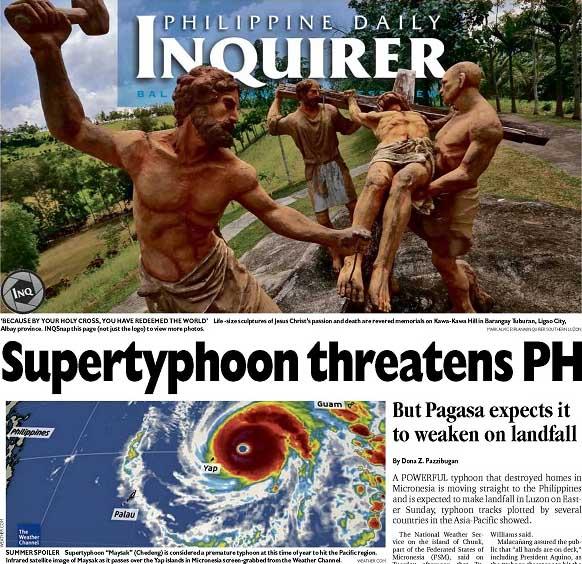 Krantenberichten_Inquirer