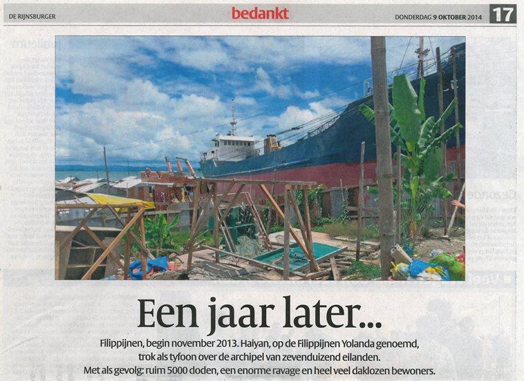 Foto uit De Rijnsburger