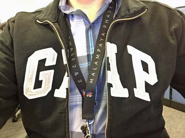 GAP_vest