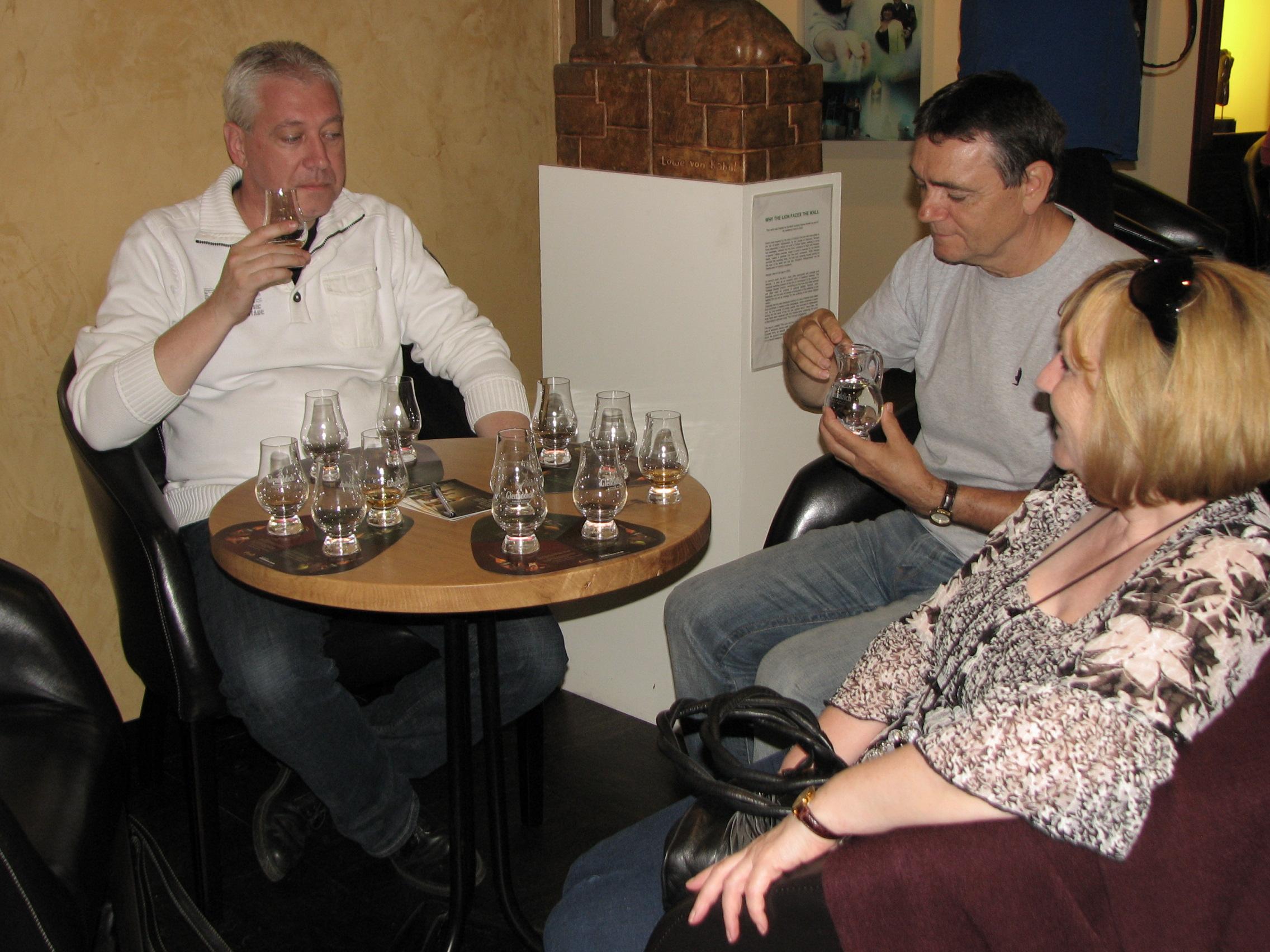 whisky distilleerderijen schotland