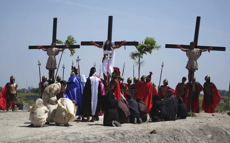crucifiction_philippines