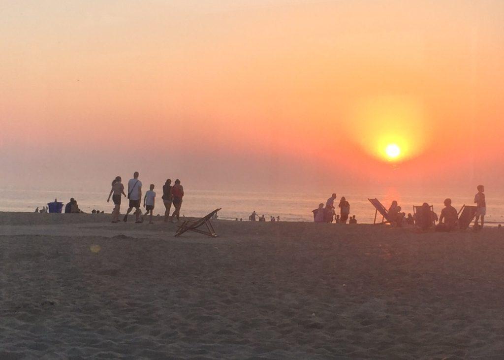 zonsondergang_katwijkse_strand